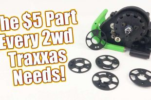 Traxxas Fixed Gear Adapter