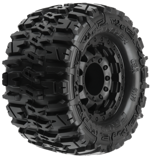 "Trencher 2.8"" All Terrain Tires Mounted"