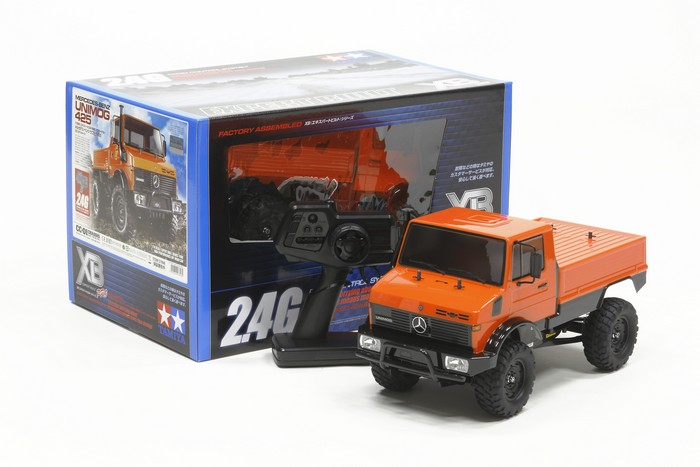 Start Your RC Hobby Right - Tamiya XB Ready To Run Models
