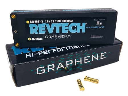 New Revtech Graphene Battery Packs Now Available
