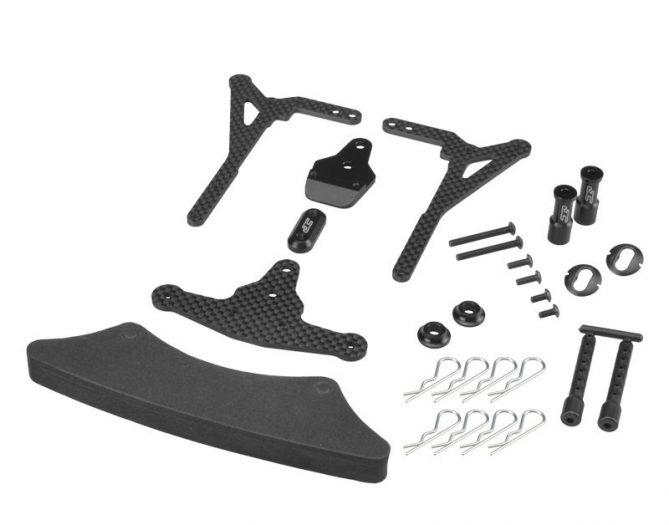 RC10F6 to LMP Conversion Kit – Set