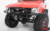 RC4WD Marlin Crawlers Front Winch Bumper with Stinger for Trail Finder 2