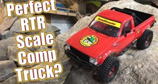 RC4WD Marlin Crawlers