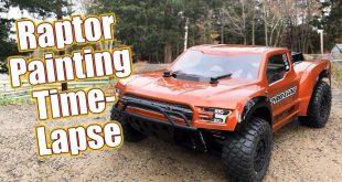 Proline 2017 Ford F-150 Raptor Desert Truck