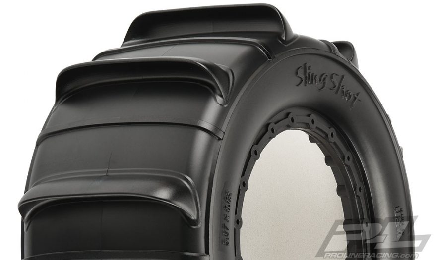 "Sling Shot 4.3"" Pro-Loc Sand Tires for Pro-Loc X-MAXX Wheels Front or Rear"