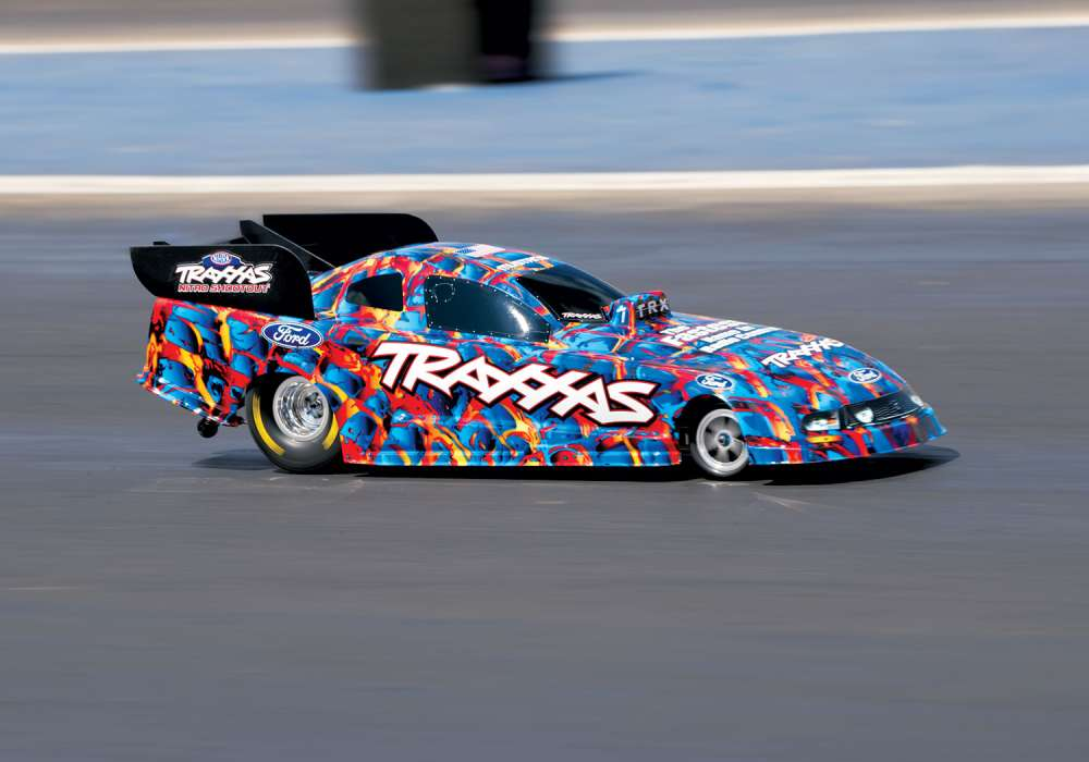 Fast and Funny! Special Edition Traxxas Funny Car