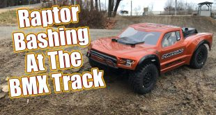 Ford Raptor Short Course