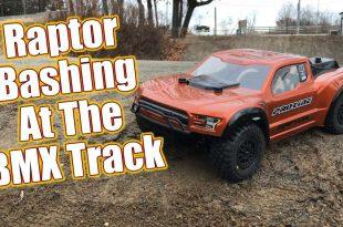 Ford Raptor Short Course