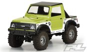 Sumo Clear Body for ECX Barrage, FTX Outback and 10″ (254mm) Wheelbase Scale Crawlers