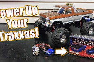 Traxxas Power Up