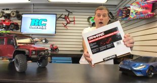 Traxxas Battery & Charger