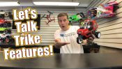 Inside The T3-01! Tamiya Dancing Rider Trike