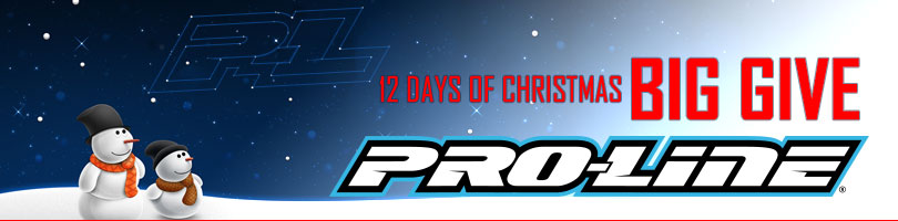 Pro-Line 2017 Big Give Starts Friday