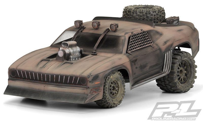 Completely Transform Your Slash With Pro-Line Accessories!