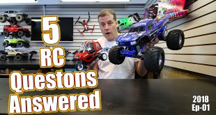 RC Driver Question & Answer