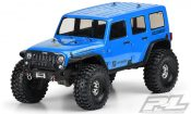 Jeep Wrangler Unlimited Rubicon Clear Body for TRX-4