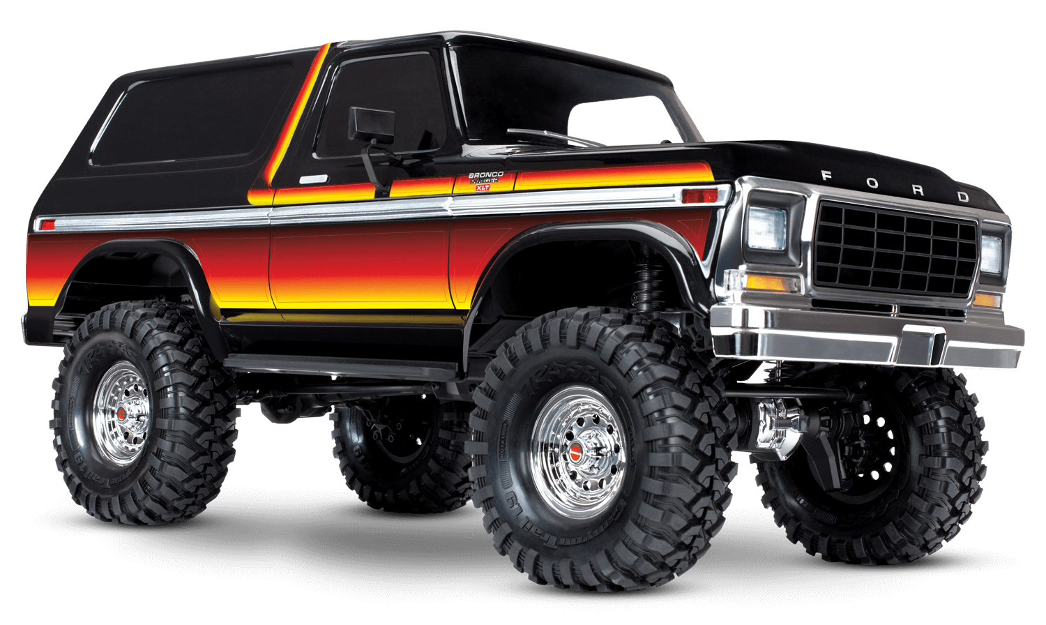 Traxxas TRX-4 Ford Bronco Trail Truck Available Now! - RC ...