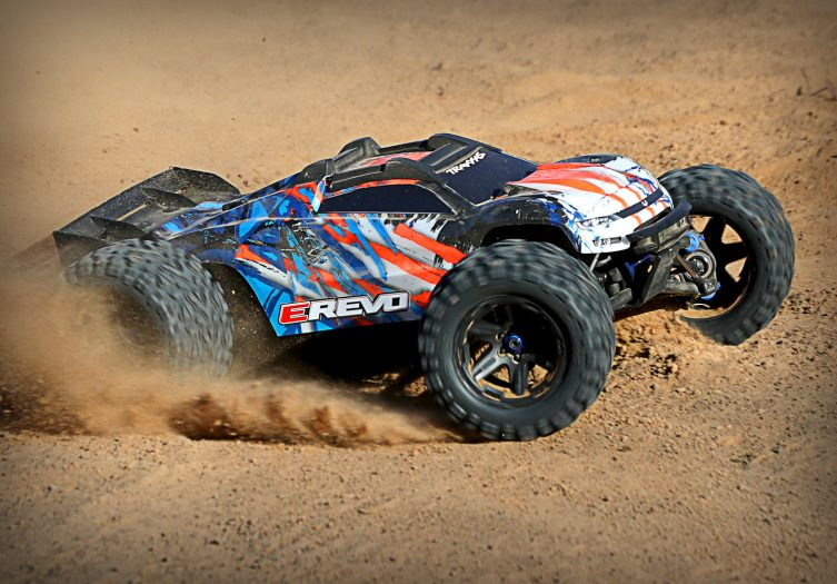 The Wait Is Over - Next Generation Traxxas E-Revo