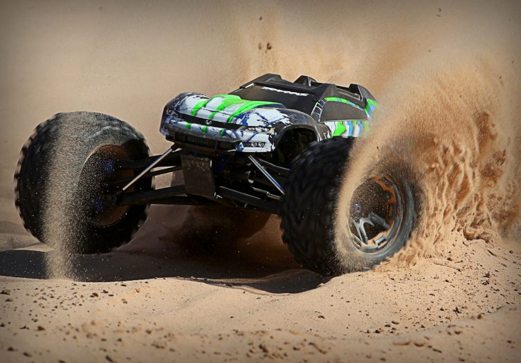 New Generation Traxxas E-Revo
