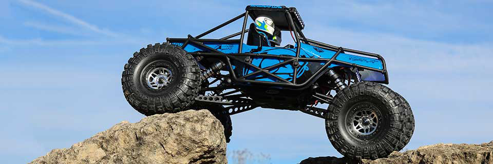 Losi Night Crawler SE 4WD Rock Crawler