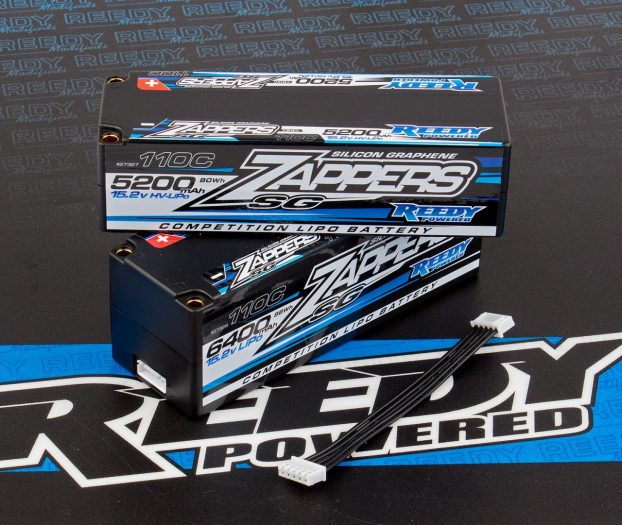 Reedy 4s Zappers Reedy Zappers SG Competition HV LiPo 4S Batteries