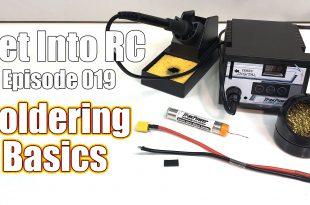 RC Soldering Basics