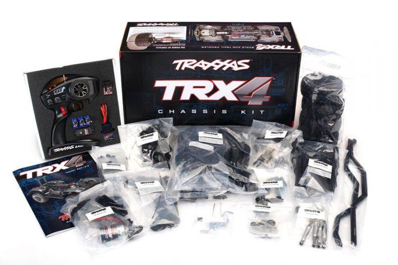 TRX-4 kit
