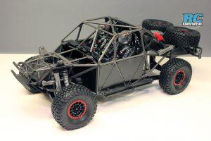 Traxxas Unlimited Desert Racer
