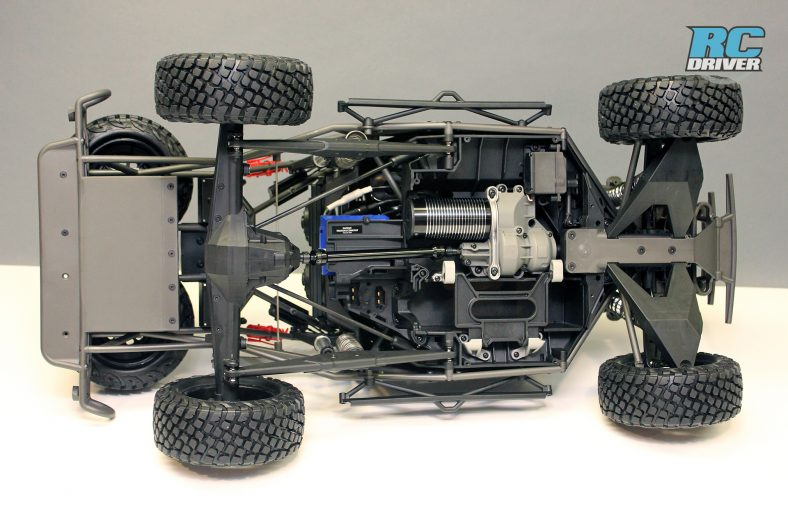 Traxxas Unlimited Desert Racer Photo Overview - RC Driver