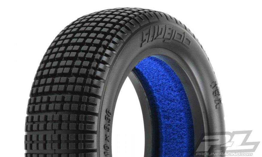 "Slide Job 2.2"" 2WD M3 (Soft) Off-Road Buggy Front Tires"