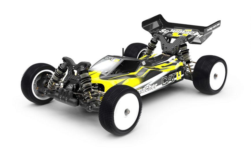 High Traction 4wd Domination - Schumacher CAT L1