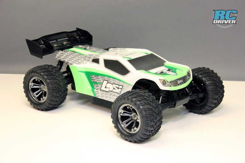 Losi Tenacity-T 4WD Truggy RTR By Horizon Hobby Review