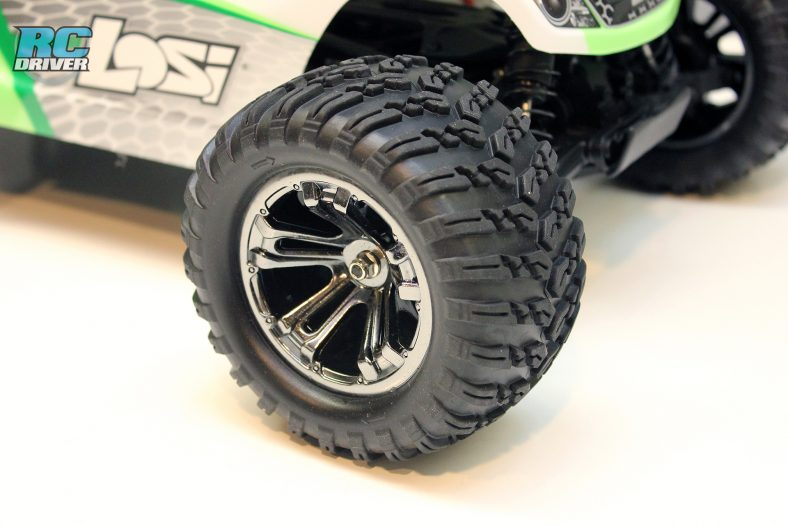 Losi Tenacity-T 4WD Truggy RTR By Horizon Hobby Review - RC