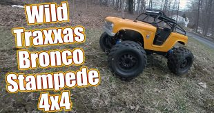 Project Traxxas Bronco
