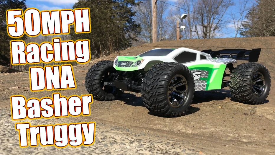 Losi Tenacity-T 1/10-Scale Truggy RTR Video Review