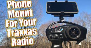 TQi Transmitter Phone Mount