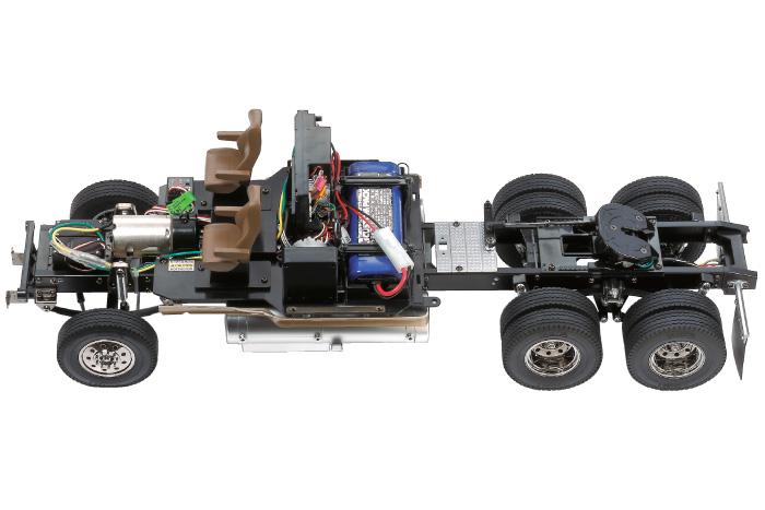 Tamiya 1/14 Scale R/C Tractor