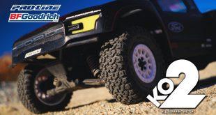 O2 Desert Truck Tire