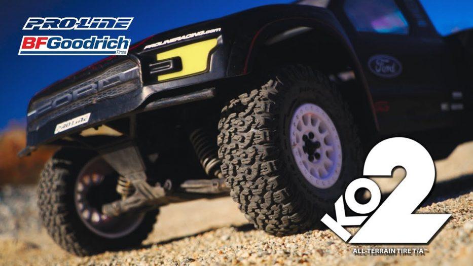 Pro-Line BFGoodrich All-Terrain T/A KO2 Desert Truck Tire