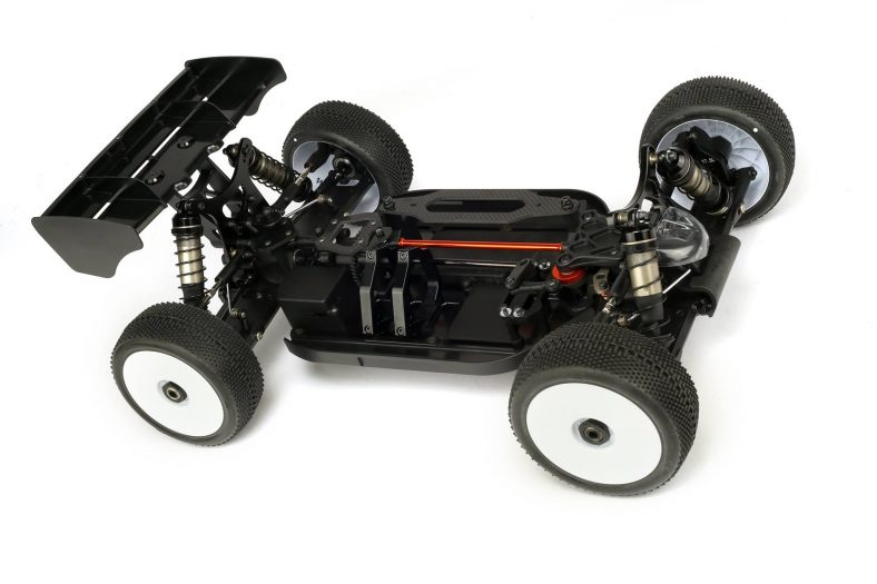 E817 V2 1/8 Scale 4WD Electric Buggy by HB Racing