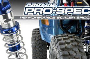 Pro-Line Pro-Spec Scaler Shocks