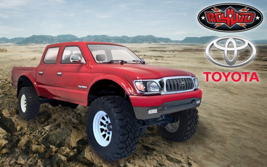 rc4wd new kits and toyota tacoma body. Black Bedroom Furniture Sets. Home Design Ideas