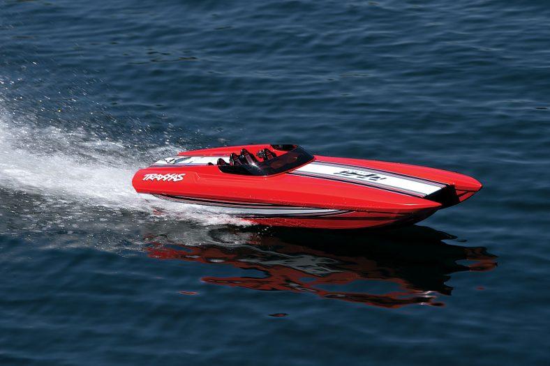 Traxxas DCB M41 Widebody Catamaran Gets A New Look