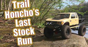 Axial Racing SCX10 II Trail Honcho
