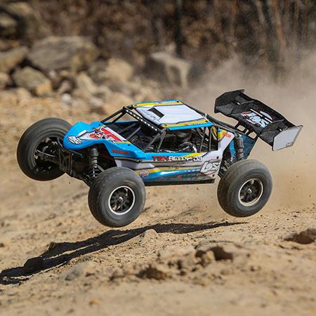 Dynamic Desert Machine – Losi TENACITY Desert Buggy