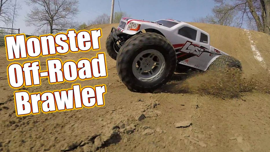 Losi TENACITY MT 4WD RTR Monster Truck Review Video