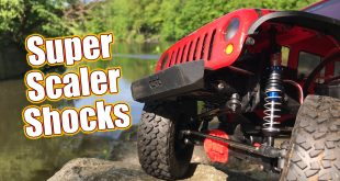 Pro-Spec Scaler Shocks
