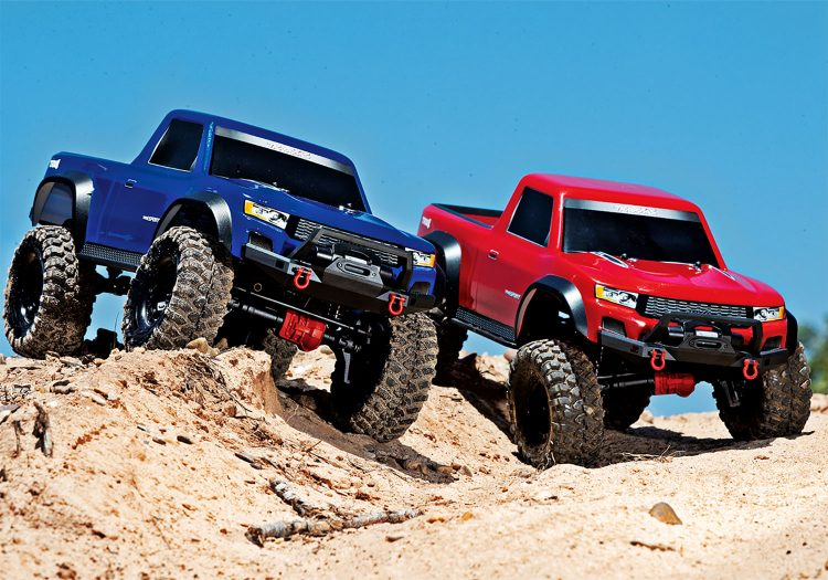 The Scale Trail Drivers Request Answered - Traxxas TRX-4 Sport