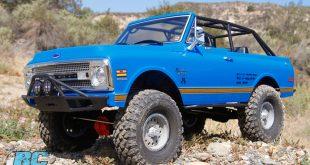 SCX10 II 1969 Chevrolet Blazer
