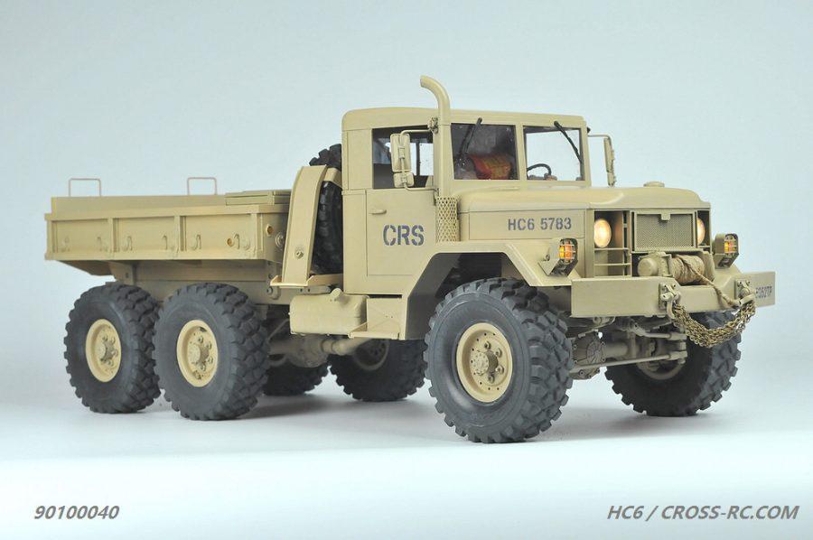 Cross-RC vehicles
